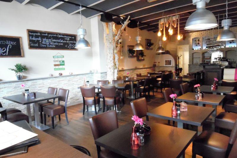 Mediterraans restaurant in Capelle aan den IJssel te koop